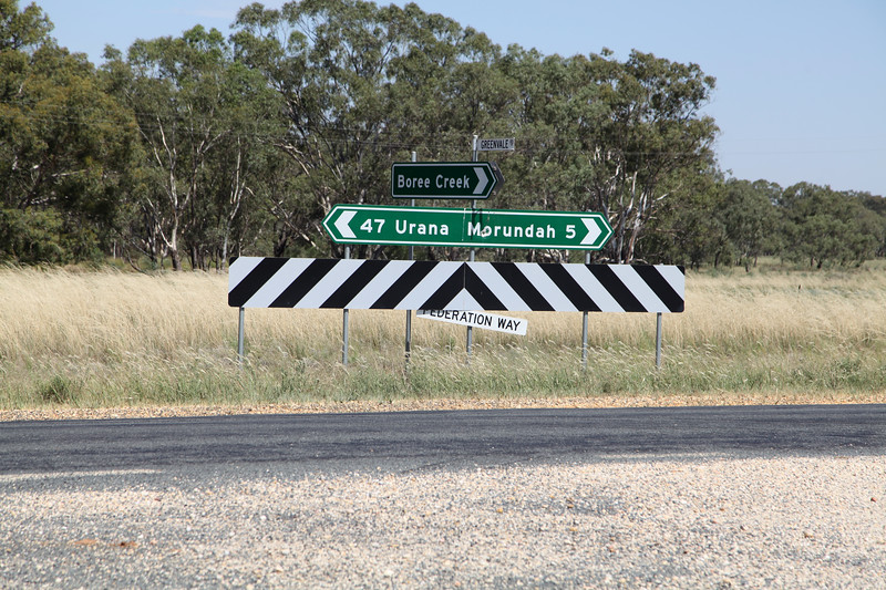 Around Our Country - Galore and surrounds.