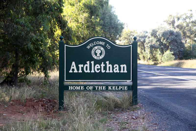 Around Our Country -  Ardlethan and Surrounds.