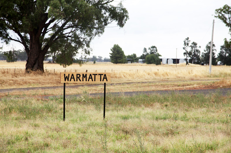 Around Our Country - Warmata and Surrounds.