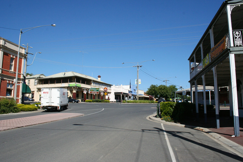 Around Our Country - Alexandra and Surrounds.