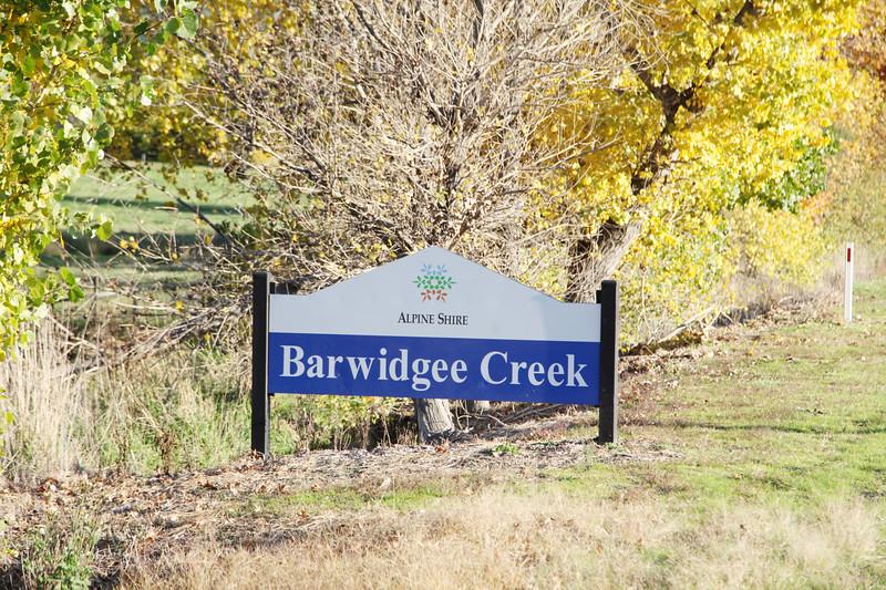 Around Our Country - Barwidgee & Barwidgee Creek and Surrounds.