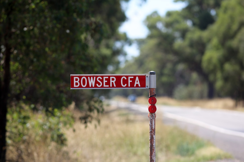 Around Our Country - Bowser and Surrounds.