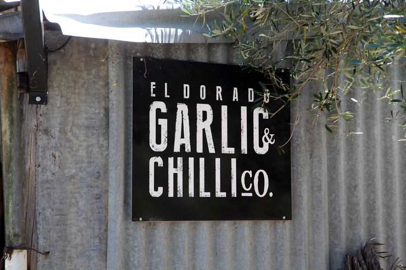 At the El Dorado Garlic & Chilli Co.<br /> <br /> Want to book in your regeon, farm or business?<br /> Contact Darryl at sales@darrylsphotograpy.net