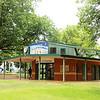 Australian landscapes and scenes -  Murray, Lake Hume region.Tallangatta Tourist Information Centre