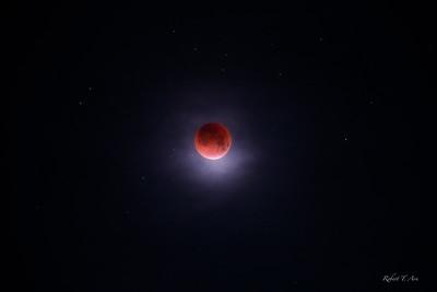 Lunar Eclipse HDR