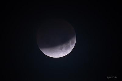 Partial Eclipse HDR