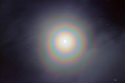 Cosmic Bullseye
