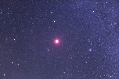 Lunar Eclipse Widefield