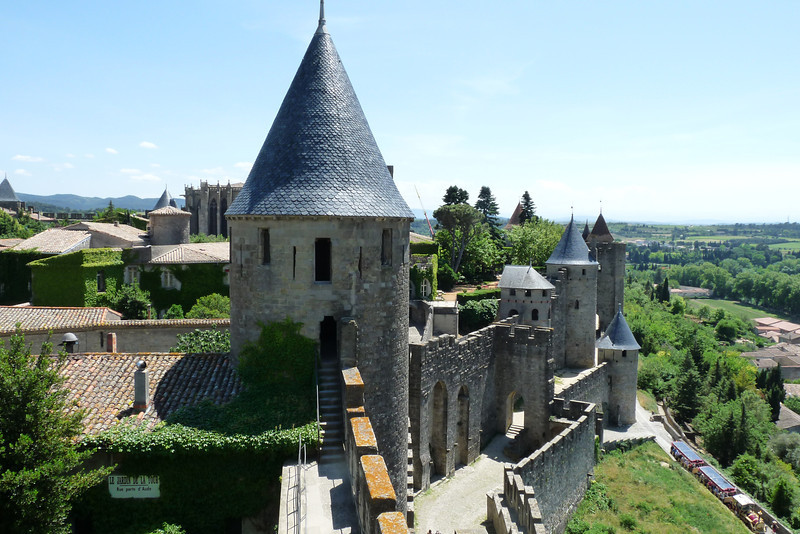 Carcassonne: Day 7
