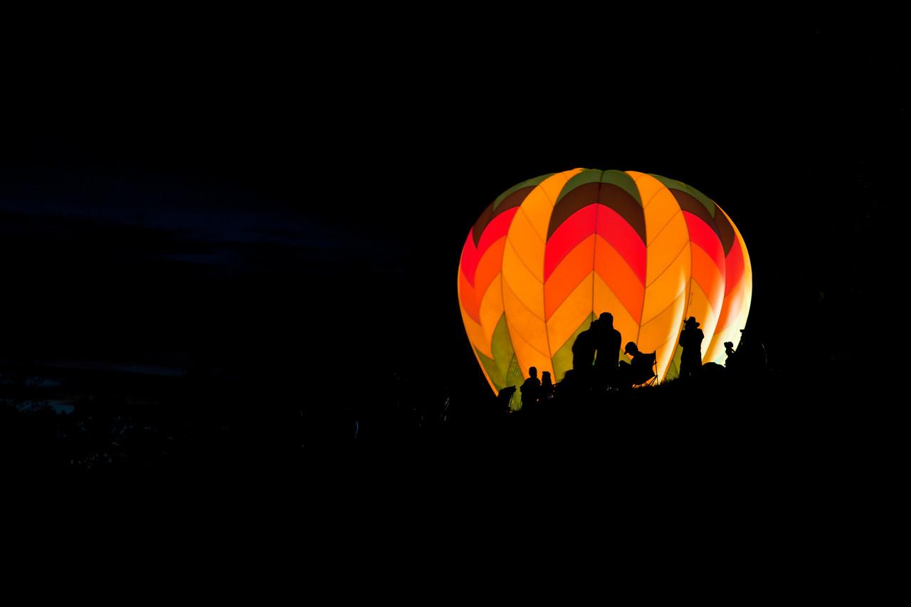 Piedmont - Anual Carolina Balloonfest, Statesville, NC.