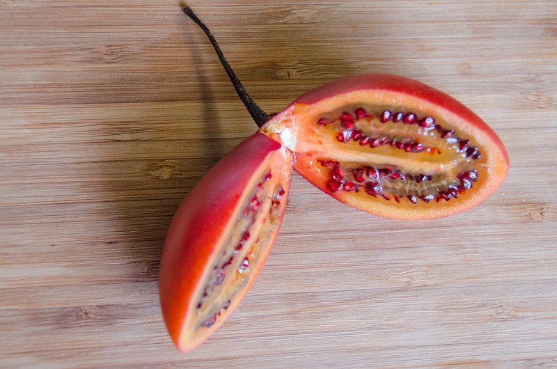 Tamarillo (Tree Tomato) | Exotic fruits from around the world