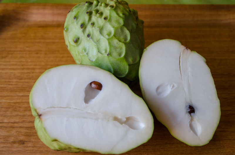 Cherimoya | Unusual and exotic fruits from around the world