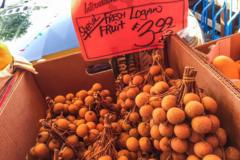 Longan | Unusual fruits from around the world