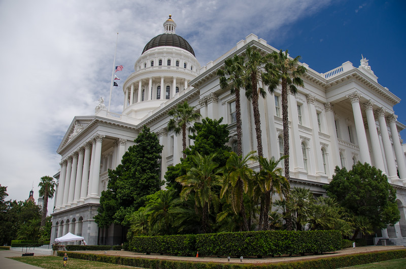 Things to do in Sacramento: Visit the California State Capitol in Sacramento, CA