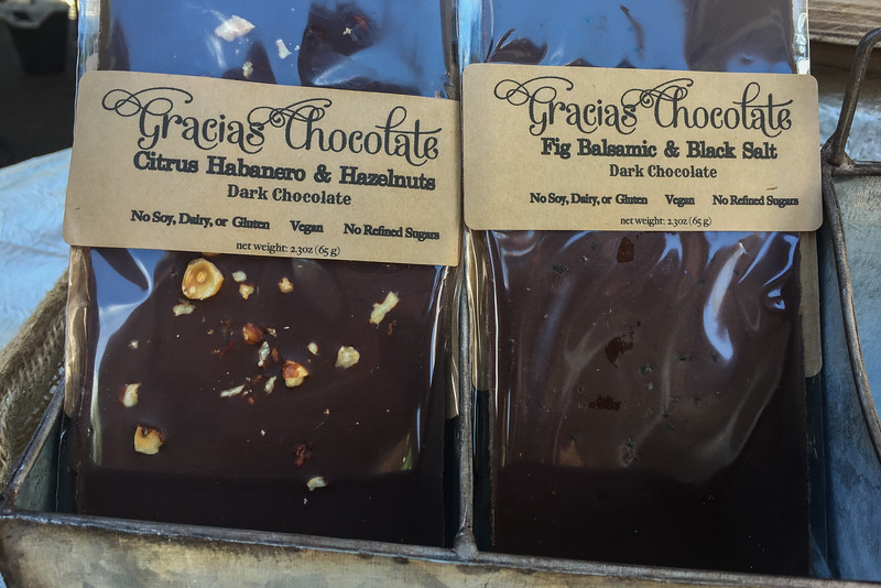 Gracias Chocolate | Sacramento Midtown Farmers Market