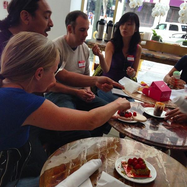 Bottega Louie, Downtown Los Angeles dessert tour