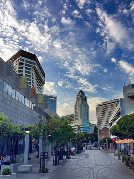 Downtown Cityscapes, Los Angeles