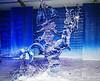 Ice Sculpture - Sea Monster
