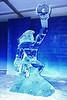 Ice Sculpture - Thor