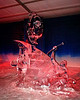 Ice Sculpture - Athletes
