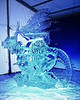 Ice Sculpture - Dragon