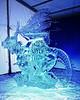 Ice Sculpture - Dragon