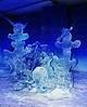 Ice Sculpture - Coral
