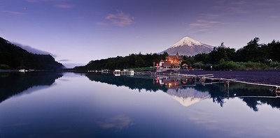 Puerto Varas photos by Jeff Bartlett