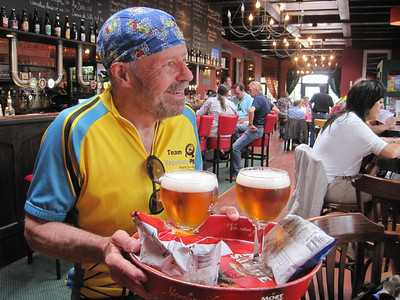 Bicycling Belgium's Best Breweries +