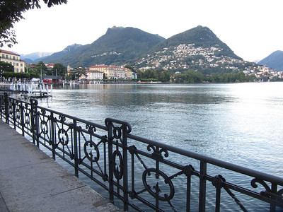 Lake Lugano: Day 3