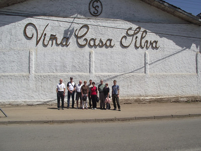 Bicycling Chile's Wine Country + The Pacific Coast
