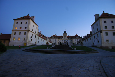 Cycling Vienna to Prague + Cesky Krumlov