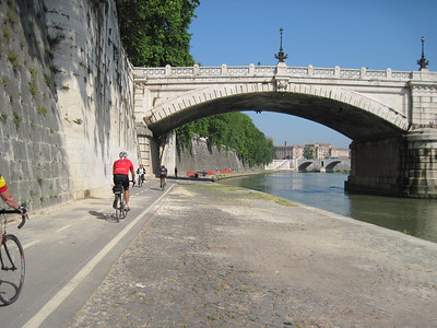 Rome, Tiber River