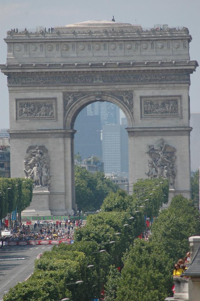 Paris, during Tour de France Finale