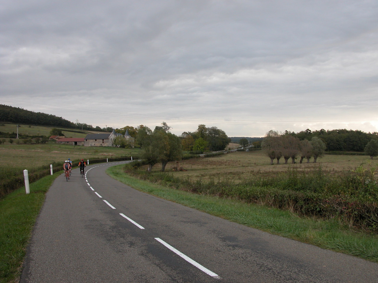 Great roads in burgundy (days 6 - 9)
