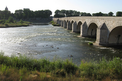 Day 2 The bridge of Beaugency