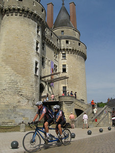 Day 6 Medieval castle of Langeais