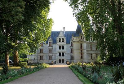 Day 5: Azay-le-Rideau Chateau
