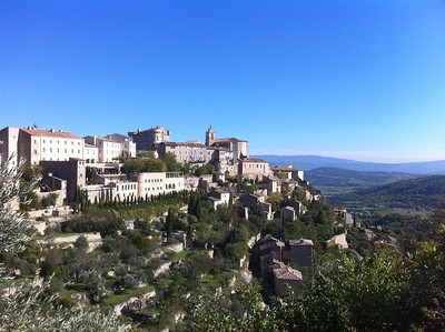 Gordes: Day 8 of Plus! Tour