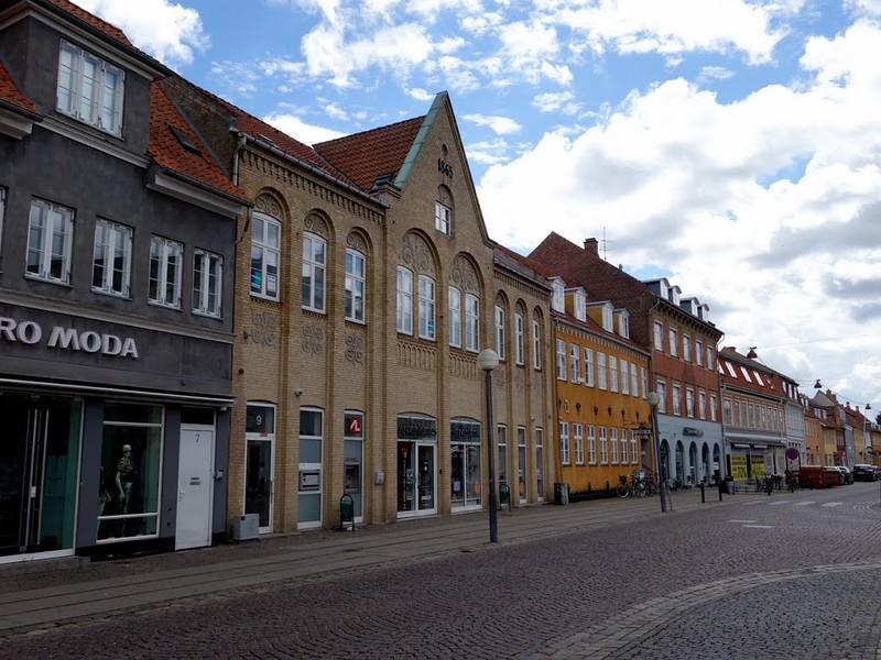 Cycling Copenhagen to Hamburg
