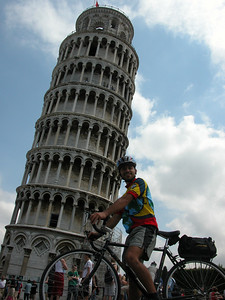 Bike Across Italy: Venice to Pisa