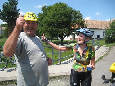 Cycling Poland to Slovakia + Hungary