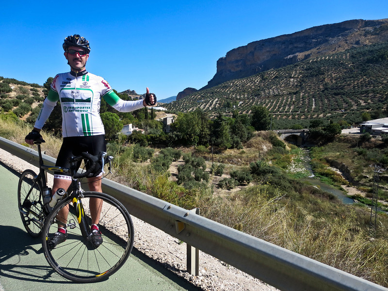 Grand Cycling Tour Of Andalucia In 13 Days