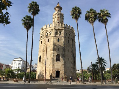 Grand Cycling Tour of Andalucia in 13 days 2017 Sep 30
