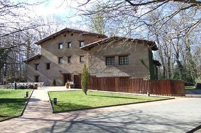 our hotel in Olot, day 8