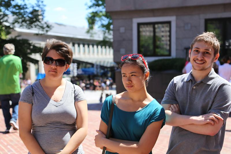 Boston and Harvard Tour
