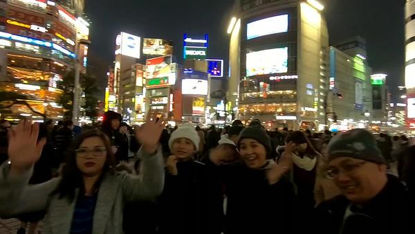 Tokyo - Shinkjuku Station (Video)