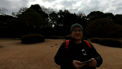 Shinjuku Gyoen National Garden (Video)