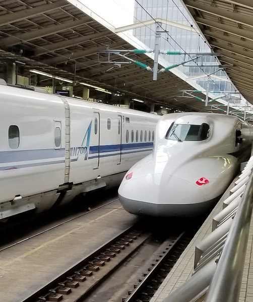 Shinkansen High Speed Train