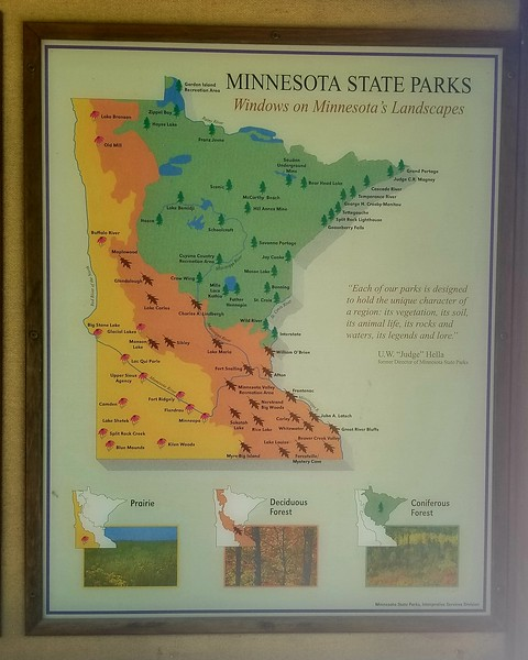 Many MN Parks to choose among